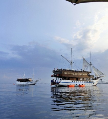 Cruise Sailing bersama Kapal Phinisi Pertama di Jakarta!