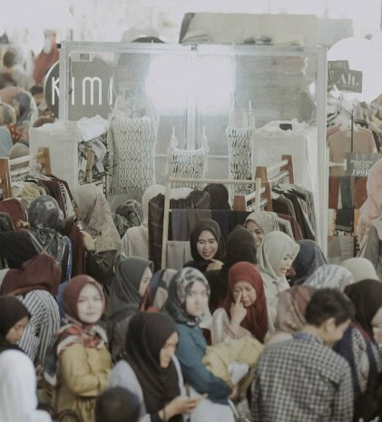 Pengalaman Tak Terlupakan di Indonesia Hijab Fest 2019