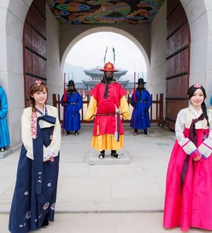 Seoul Kini, Makin Ramah untuk Wisatawan Muslim
