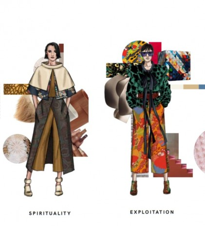 The New Beginning, Arahan Tren Fashion 21/22