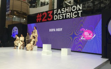 #23FashionDistrict Akan Jadi Ikon Fashion Tahunan Bandung
