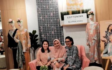 Antusiasme untuk Koleksi Ramadhan #CottonInkxRiaMiranda