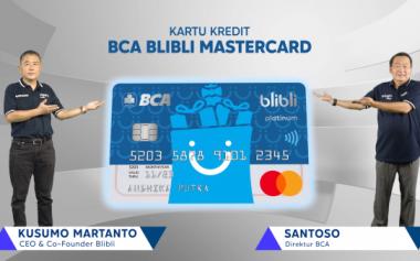 Belanja dan #PilihYangLebih dengan Kartu Kredit BCA Blibli Mastercard