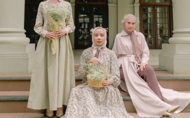 Cottagecore, Tren yang Diangkat untuk Koleksi HijabChicxThatalJundiah