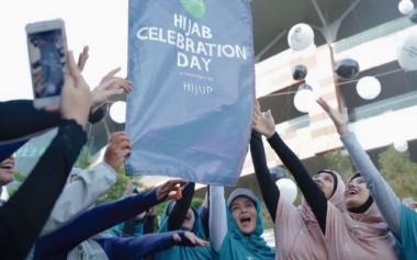 Fun Run hingga Konser Meriahkan Hijab Celebration Day 2018