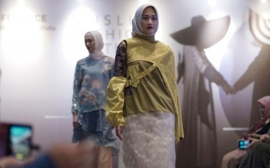 Gelar Tren Fashion dan Genjot Produksi Lokal di MUFFEST 2020