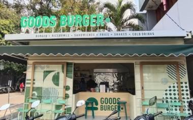 GOODS BURGER• Buka Takeaway Counter di Panglima Polim, Jakarta