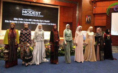 Indonesia Modest Fashion Week 2017 Digelar 12-15 Oktober