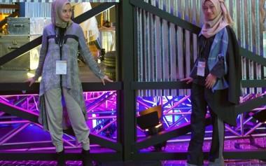Karya SMK Kudus Kembali Tampil di Pekan Mode Internasional