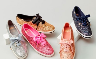 Keds x Kate Spade New York is Back with a Glittery Touch