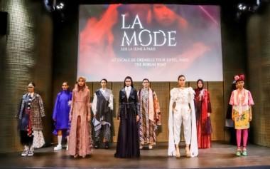 Kedua Kalinya, Desainer Indonesia Pamerkan Karya dalam LA MODE Sur La Seine à Paris