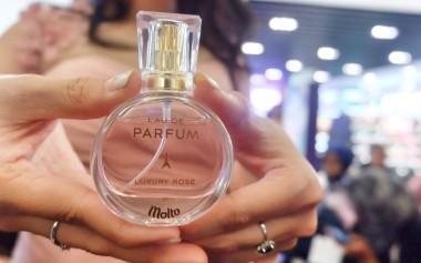 Keharuman French Rose, Hasil Hibrida 7 Jenis Mawar Terbaik dalam Molto EDP Luxury Rose