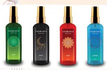 Keharuman Parfum Premium Casablanca Halal Mist
