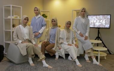 Korea Seutuhnya pada Label Modest Wear Baru; Sayee