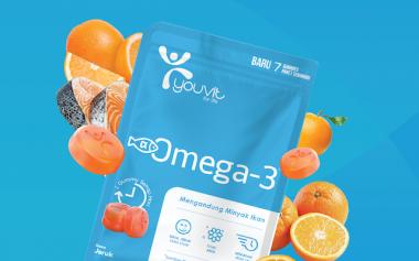 Omega 3, Krusial untuk Anak dan Dewasa