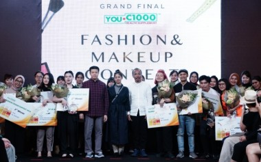Para Desainer Muda Pemenang You.C1000 Fashion Contest