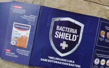 Plester dengan Bacteria Shield untuk Beri Perlindungan Lebih Pada Luka