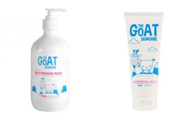Rangkaian The Goat Skincare dan C Lab & Co, Nyaman untuk Kulit Sensitif Ibu dan Si Kecil