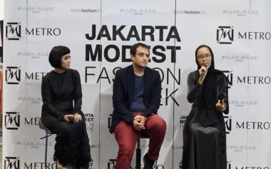 Road to Jakarta Modest Fashion Week; Metro Dept. Store Hadirkan #JMFW Points