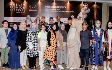 Siap-siap Datang ke Muslim Fashion Festival, 1-4 Mei 2019