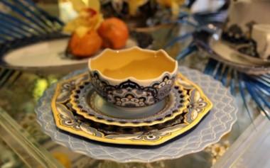 Tableware Menawan Koleksi Zen x Sebastian Gunawan