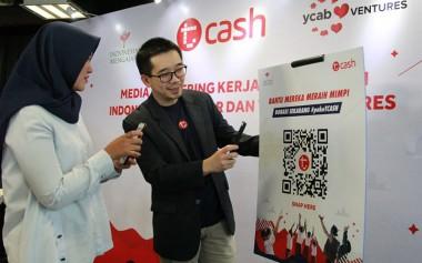 TCASH Dukung YCAB Ventures dan Indonesia Mengajar