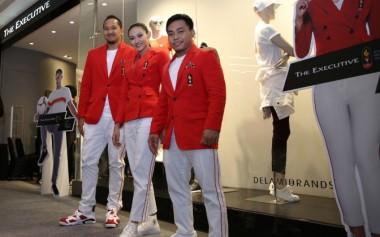 The Executive Rancang Seragam Resmi Indonesia pada Asian Games 2018