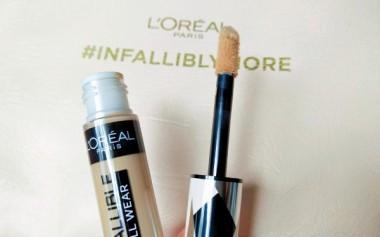 Yang Baru dari L'Oréal Infallible: More Than Concealer