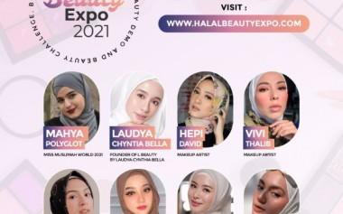 Yuk Ramaikan Halal Beauty Expo 2021